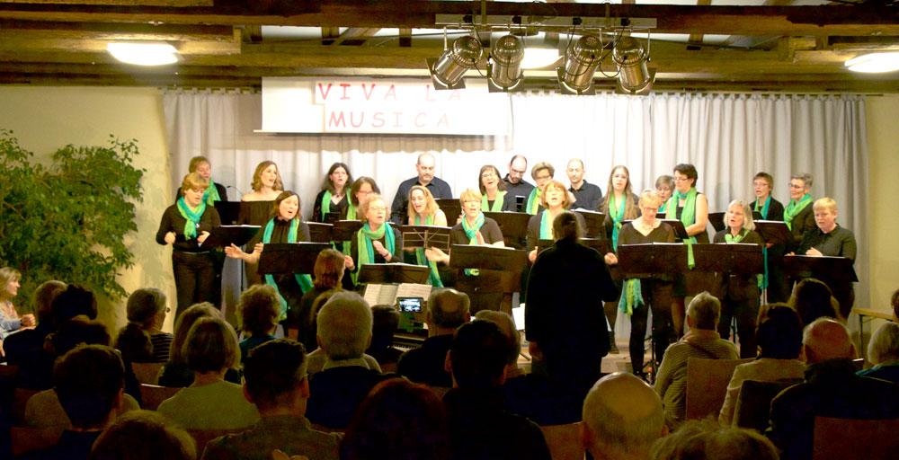 "Konzert 20 Jahre Viva la Musica ""Lieblingslieder"""