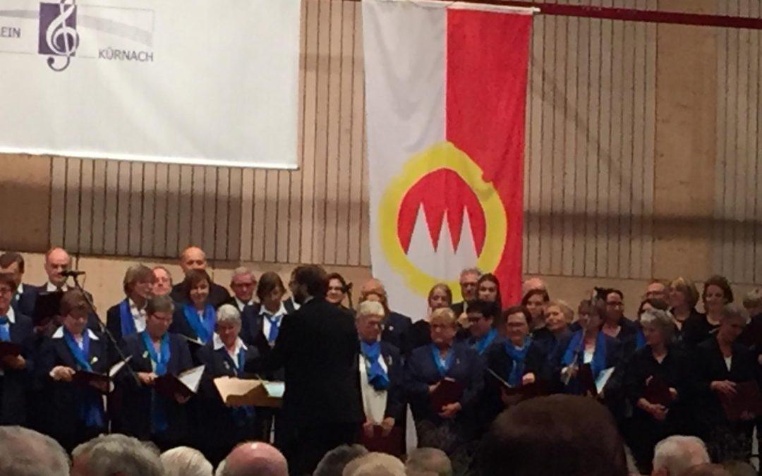 Jubiläumskonzert – 90 Jahre Gesangverein Eintracht Kürnach e. V.