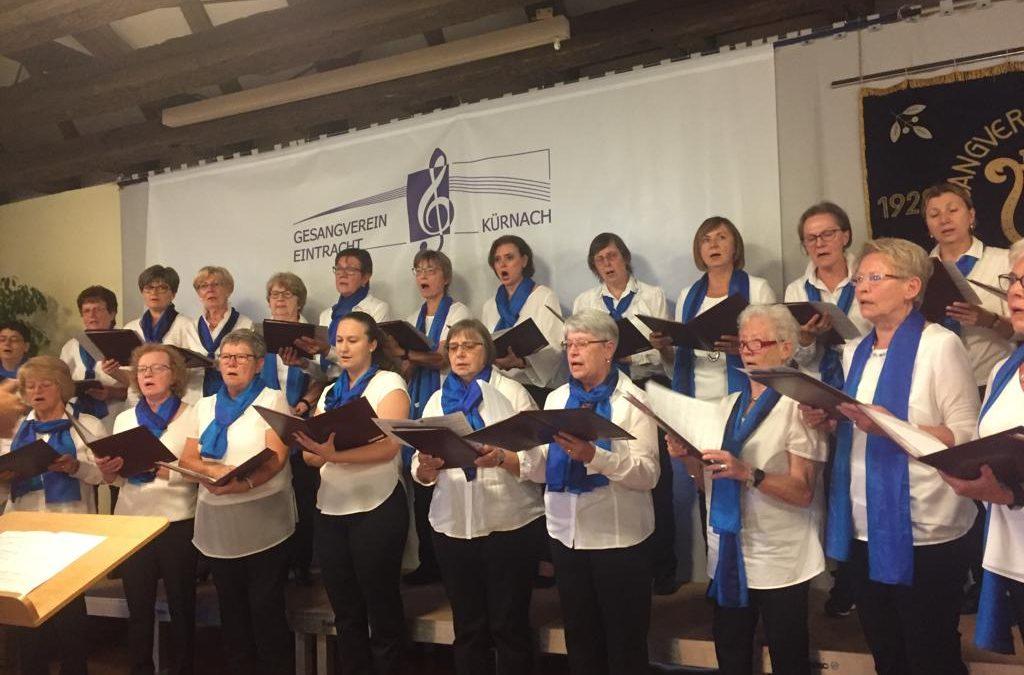 40 Jahre Frauenchor in Kürnach